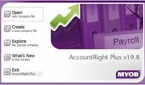 AccountingRight Screenshot.